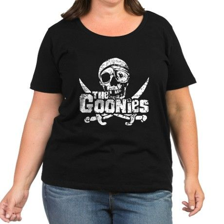 181fb705acc6b Plus-size One Eyed Willie Goonies T on CafePress.com