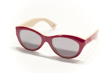 Red Dame Shades