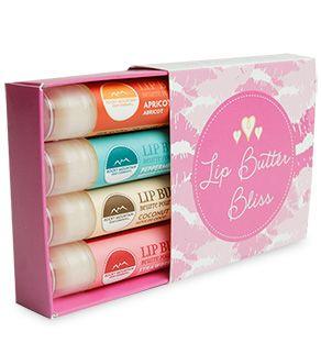 Lip Butter Bliss - Lip Service - Rocky Mountain Soap