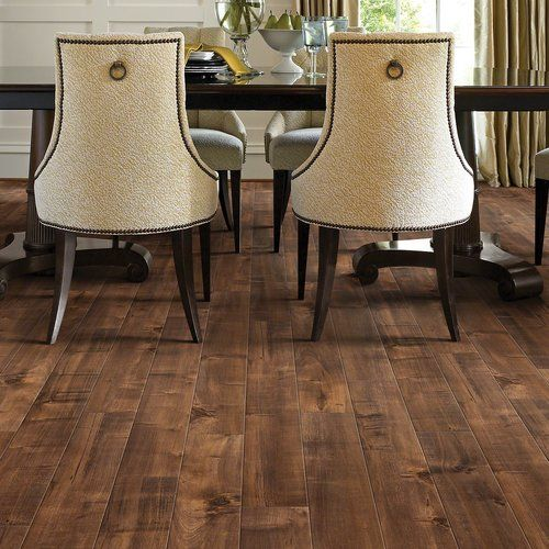 Boardwalk 5 X 48 X 10mm Maple Laminate Flooring In 2019 Flooring Maple Laminate Flooring Wood Laminate Flooring Traditional Dining Rooms