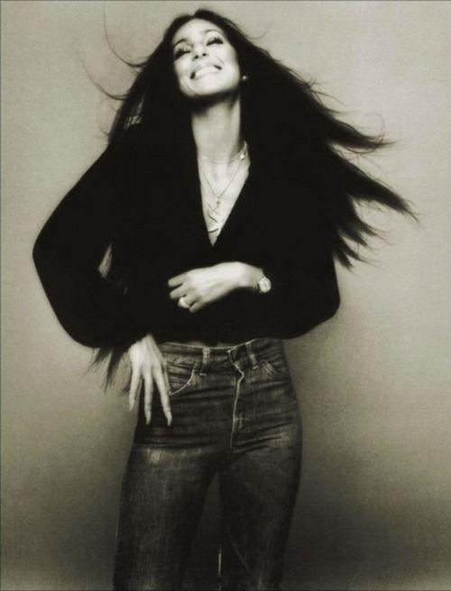 Cher, 1970s.