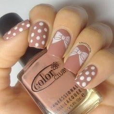 Nail art fashion , See more here :http://lolomoda.com/elegant-nail-polish-art/
