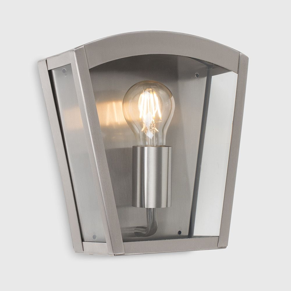 Pair Of Colbert Ip44 Outdoor Box Wall Lights Wall Lights