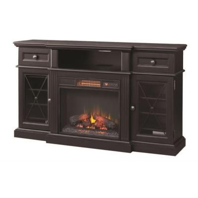 Mobile Wine Shelves Home Decorators Collection Electric Fireplace