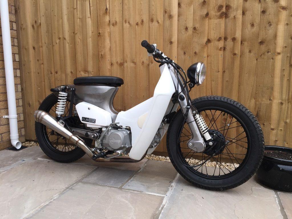 Cafe Racer Motorcycles For Sale Ebay Uk