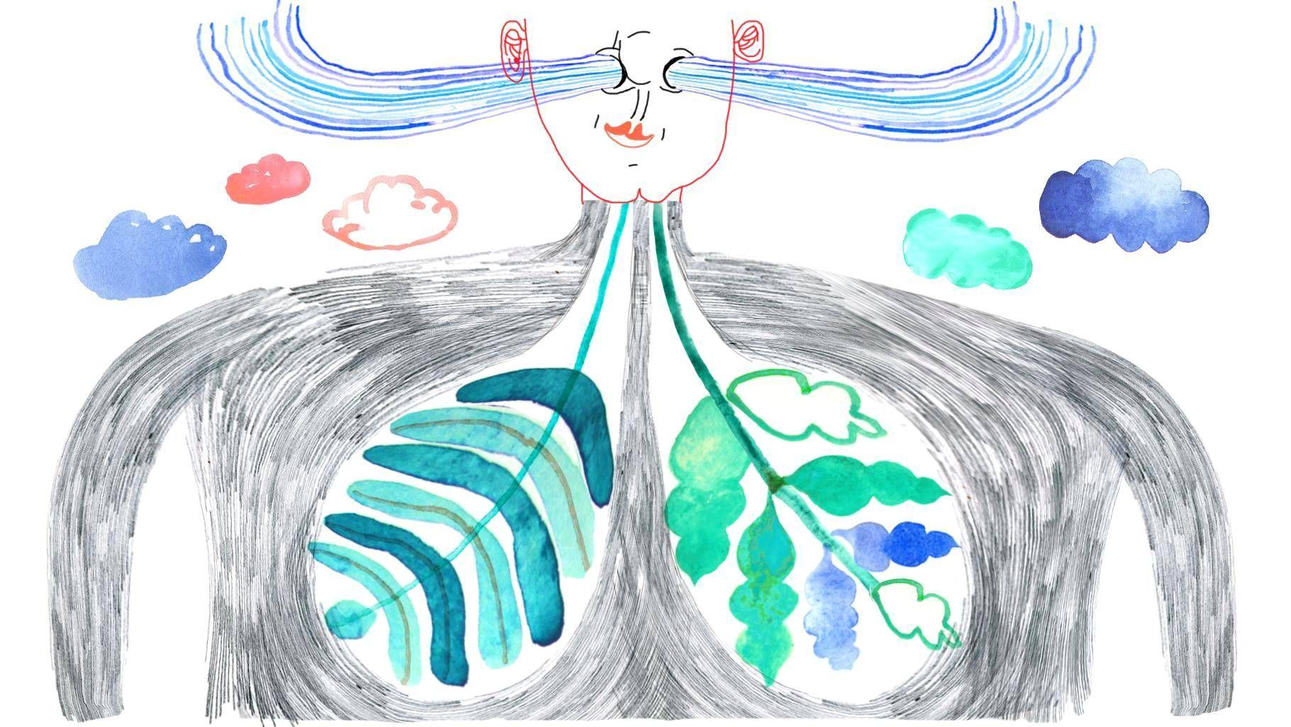 Tietoisesta hengittämisestä voi olla apua niin arjen stressiin kuin vakavasti masentuneille.