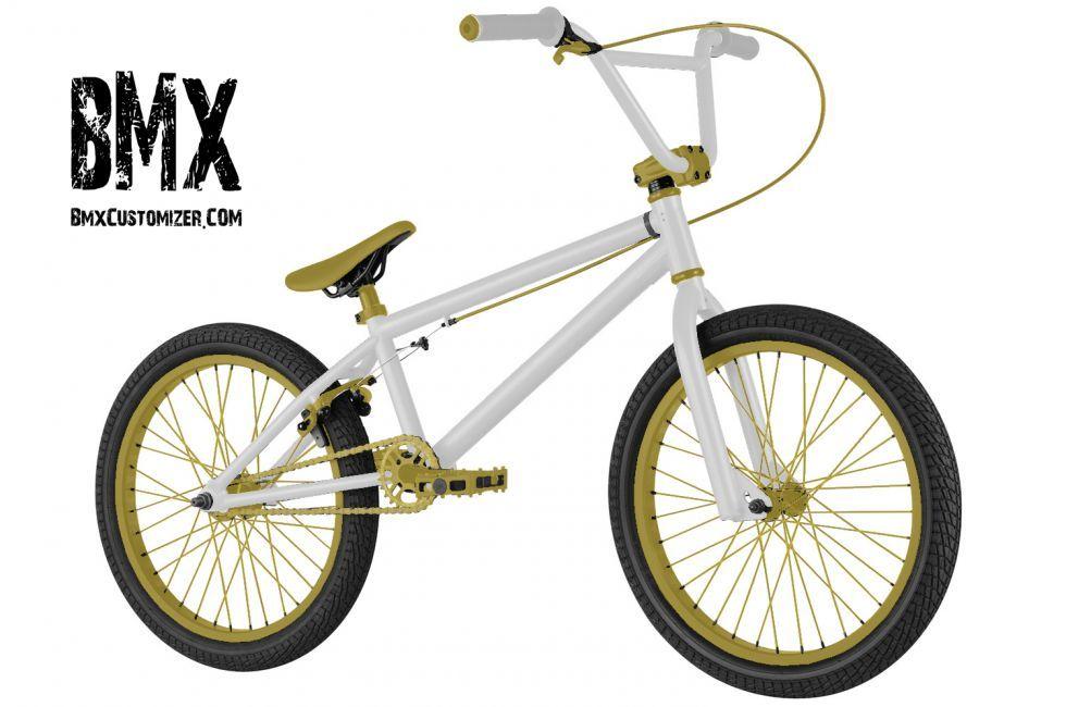 BMX Customizer - BMX Color Designer - Customize your own BMX bike ...