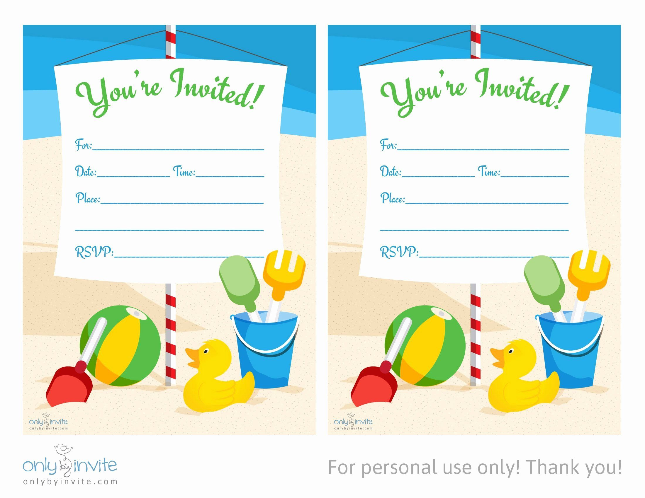 Free Party Invitation Template Word Beautiful Card Template Blank Invita Birthday Invitation Templates Party Invite Template Free Birthday Invitation Templates