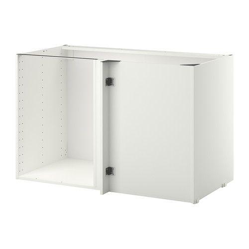 METOD Structure élément Bas Du0027angle IKEA Garantie 25 Ans Gratuite. Détails  Des Conditions