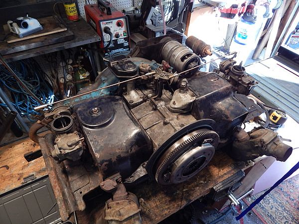 VW Type 3 Replacement Carburetor Linkage | The Steampunk Workshop