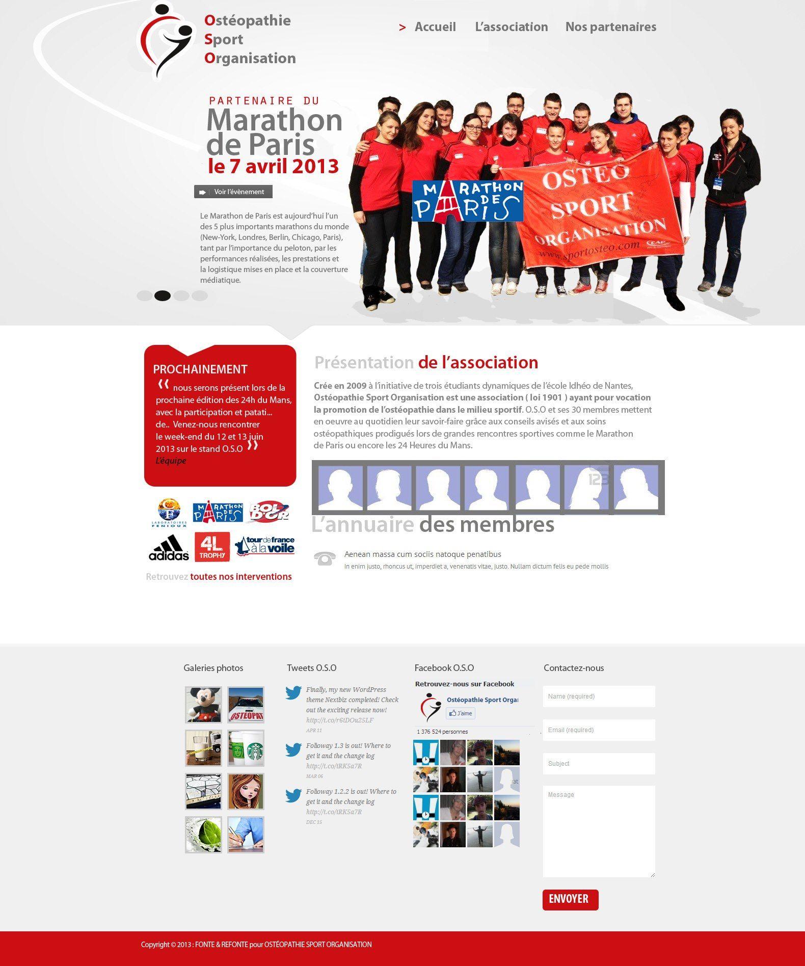 Proposition de visuel pour site internet