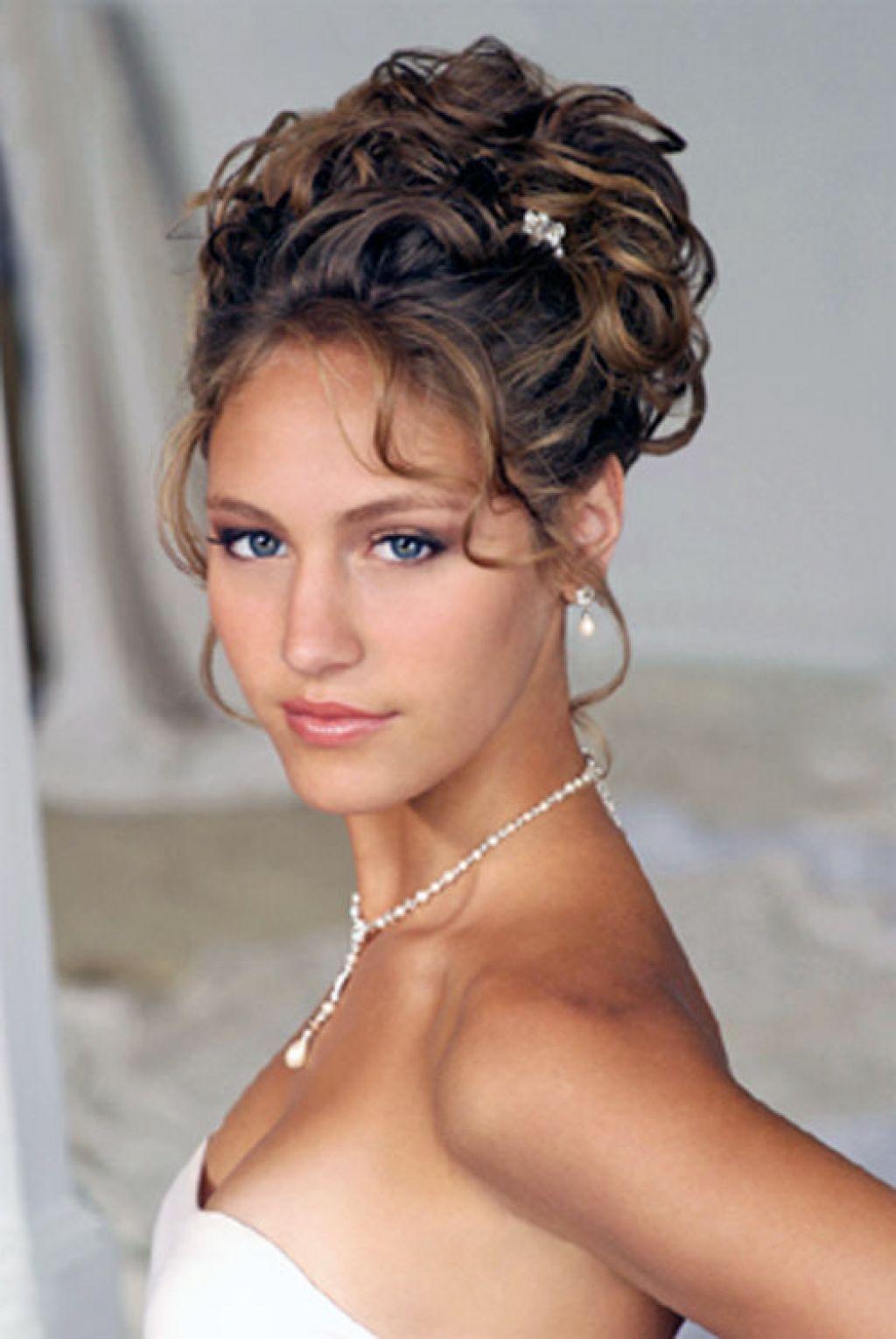 romantic greek goddess bridal hairstyles for women | bridal