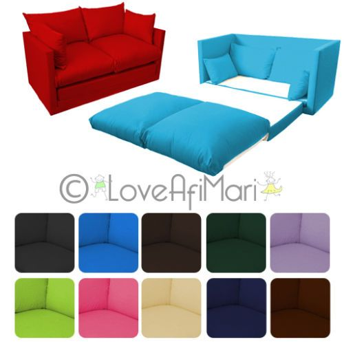 Kids S Sofa Sofabed Guest Bed Futon