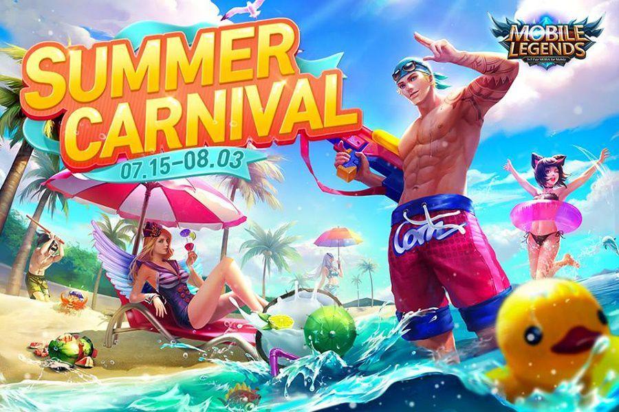 Mobile Legends Summer Carnival Tips and Tricks Mobile
