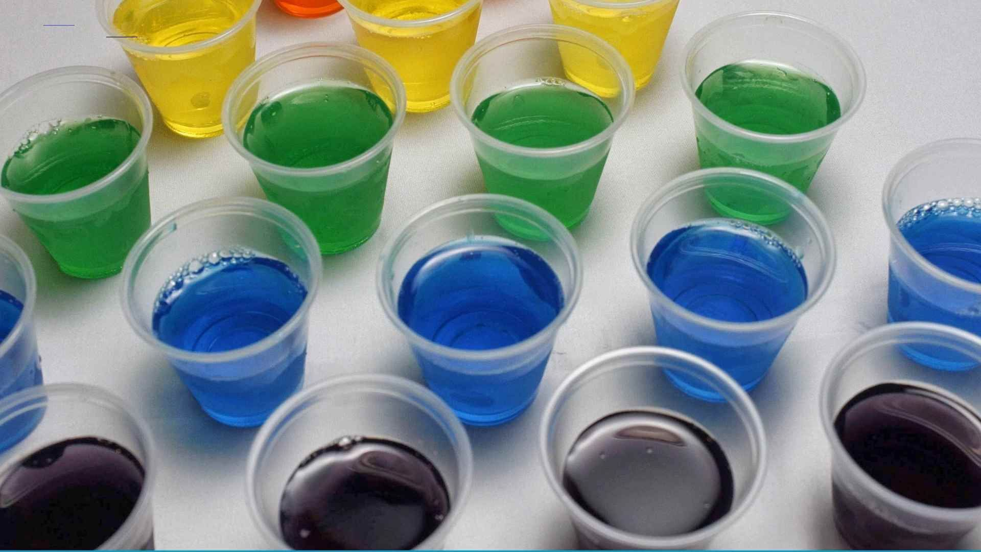 How to make jello shots with vodka jelloshotrecipes in