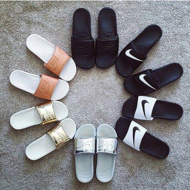 Sports Silver Sandals Jd Gold Shoes Nike wHvXtt