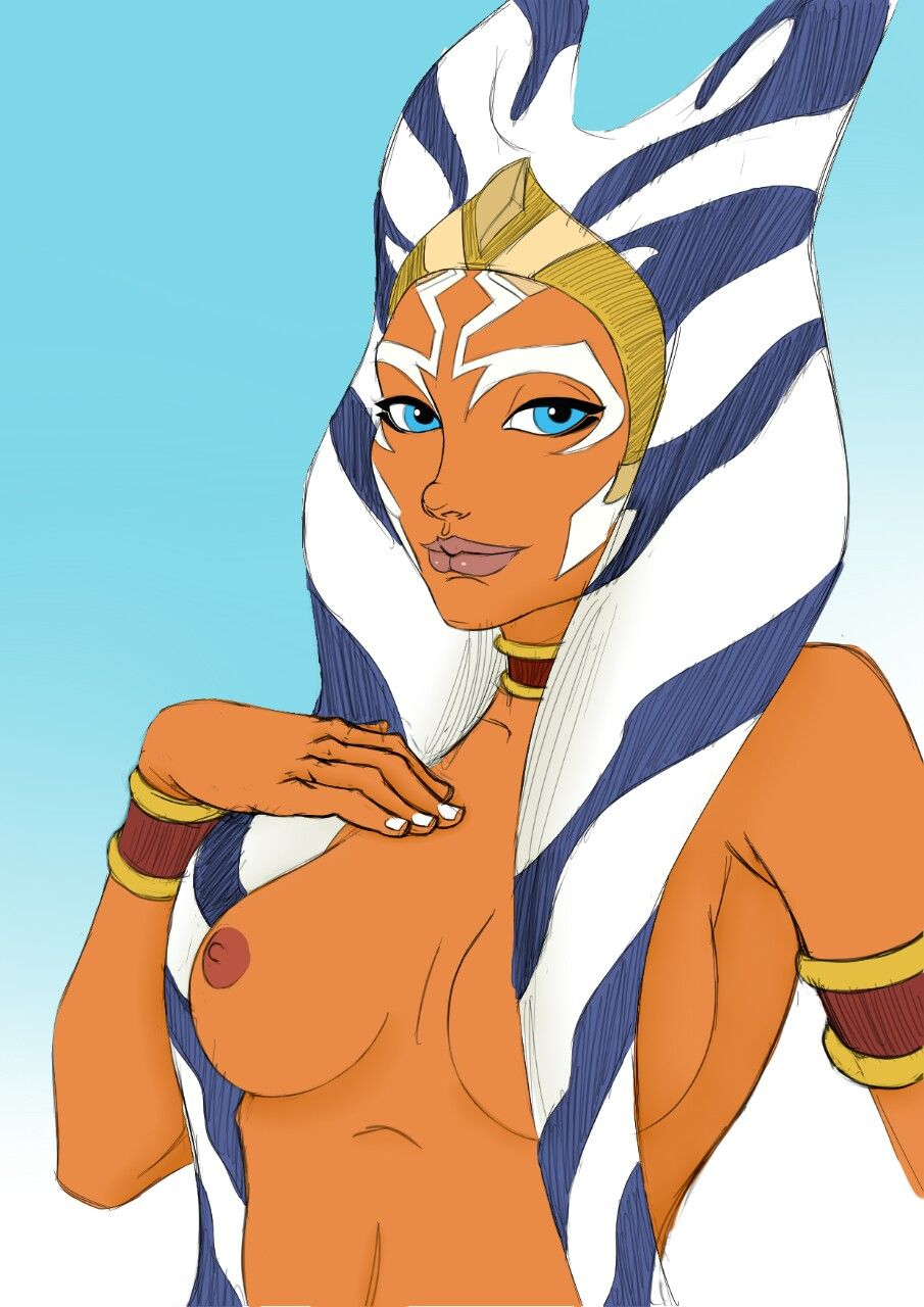 Star Wars - Ahsoka Tano XXX Porn video