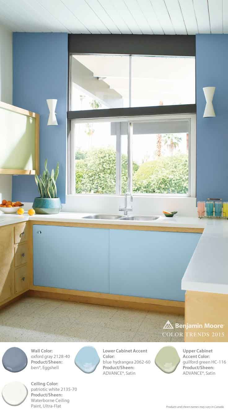 Benjamin Moore Color Trends 2015 Home Interior House Interior