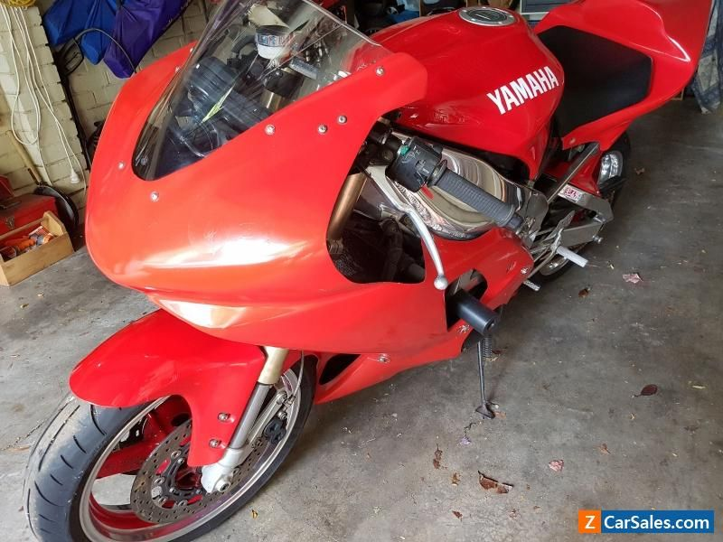 1999 YAMAHA R1 Track, Race or Road bike well maintained