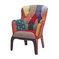 Fauteuil Coloré Design Empire Style Cottage Pinterest Empire - Fauteuils colores