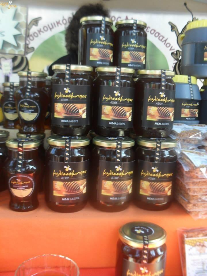 """Μέλι Ερείκης (Σουσούρα) 950gr """"ΜΕΛΙΣΣΟΚΗΠΟΣ ΑΞΙΟΥ""""  /    Μέλι από ρείκι (φθινοπωρινό): είναι σκοτεινόχρωμο, με υψηλή θρεπτική αξία. Χαρακτηριστική οσμή και γεύση.  Αρέσει ιδιαίτερα σε απαιτητικούς στη γεύση. www.gigagora.gr/node/1750"""