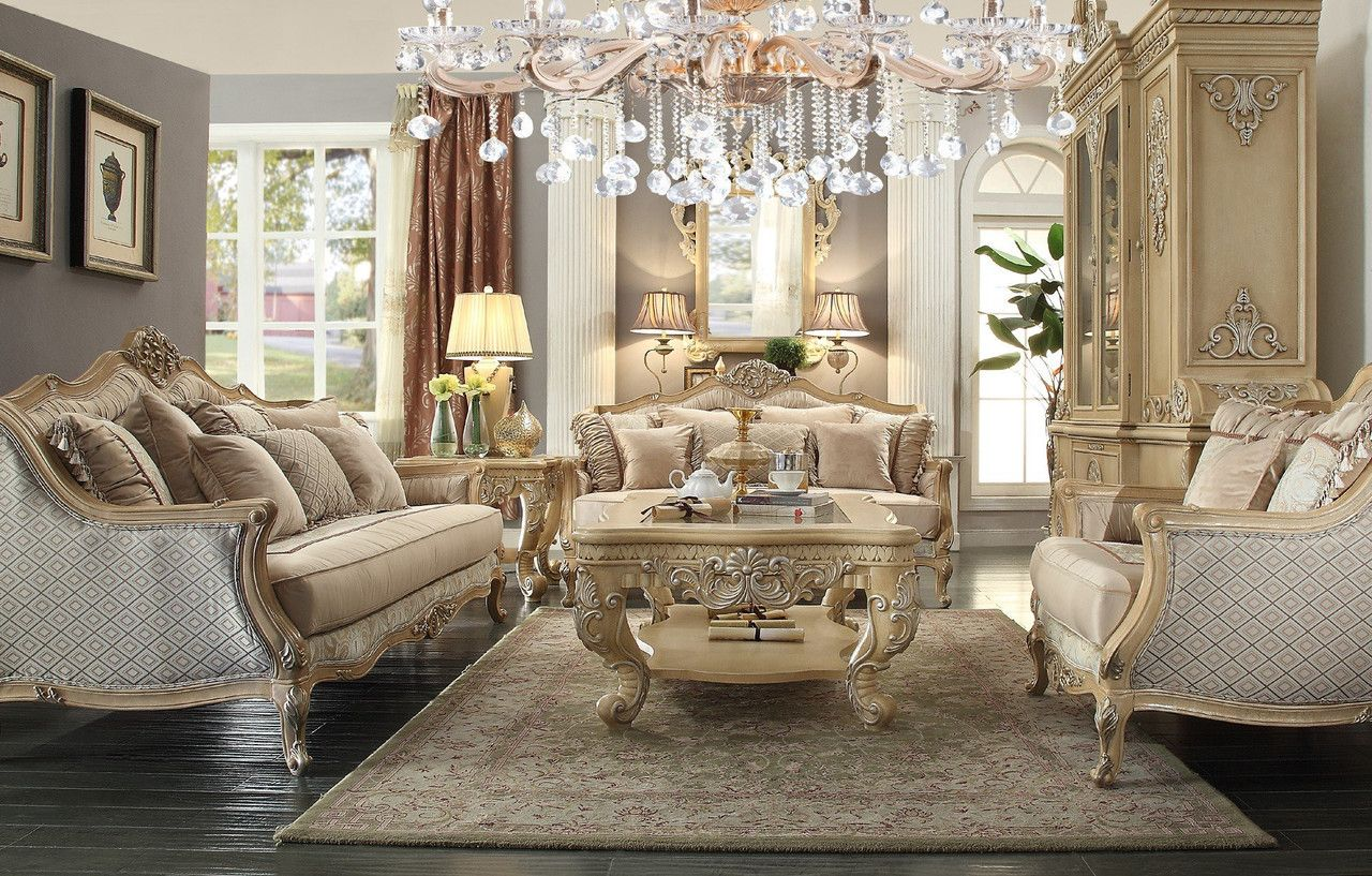 Homey Design Sofa Hd 4931 Formal Living Room Decor Glamorous Living Room Sofa And Loveseat Set