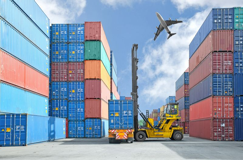 Freight forwarder, Sea Freight forwarder, Air Freight