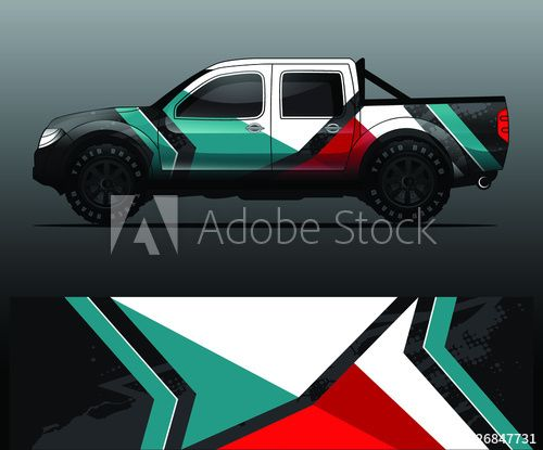 truck decal graphic wrap vector, abstract background , #Sponsored, #graphic, #decal, #truck, #wrap, #background #Ad