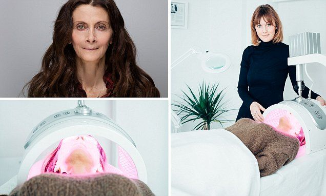 The perfect way to banish wrinkles? LED (Light Emitting Diode) Therapy