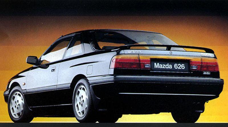 mazda 626 coupe   mazda   pinterest   mazda, coupe and cars
