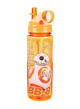 Star Wars: The Force Awakens BB-8 Water Bottle,