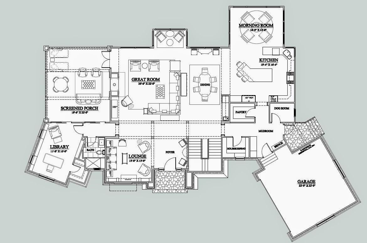 Southgate Residential Narrow House Plans Floor Plans House Plans