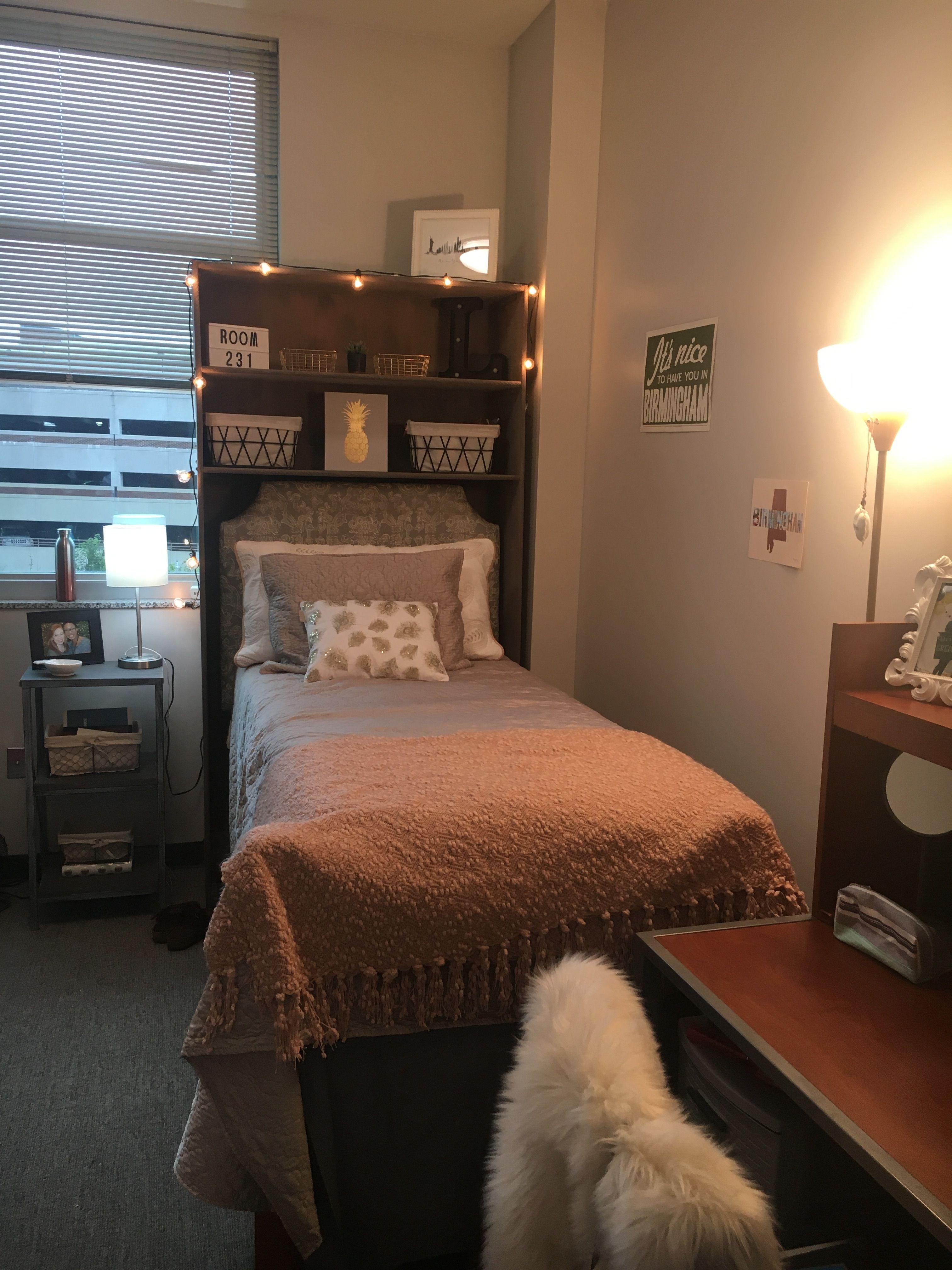 uab dorm rooms