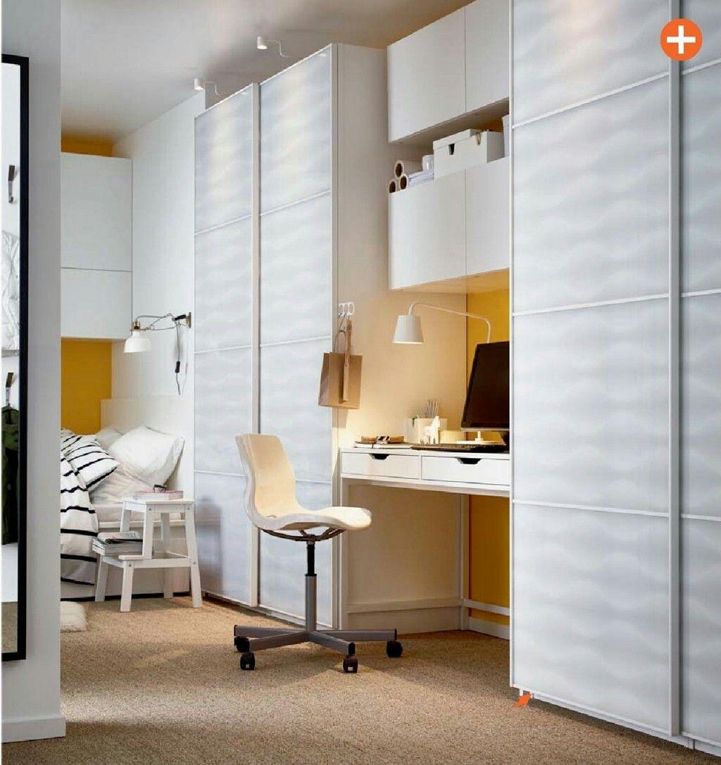 Pin De Alia Mirza En Bedroom Pinterest ~ Vestidores En Habitaciones Pequeñas