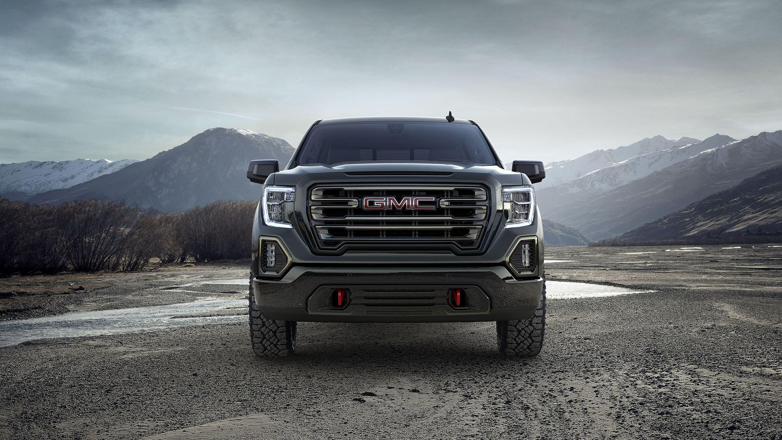 2019 Gmc Sierra At4 Getting Ready For Rough Terrain With Images