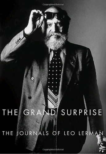 The Grand Surprise: The Journals of Leo Lerman by Leo Lerman.