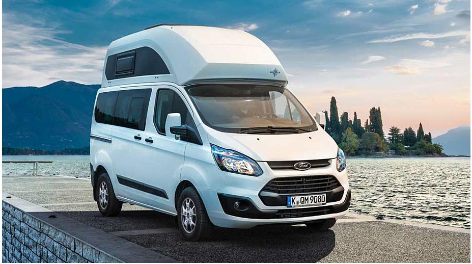 New Nugget Westfalia As Presented On The Caravan Salon 2013 Dusseldorf Ford Transit