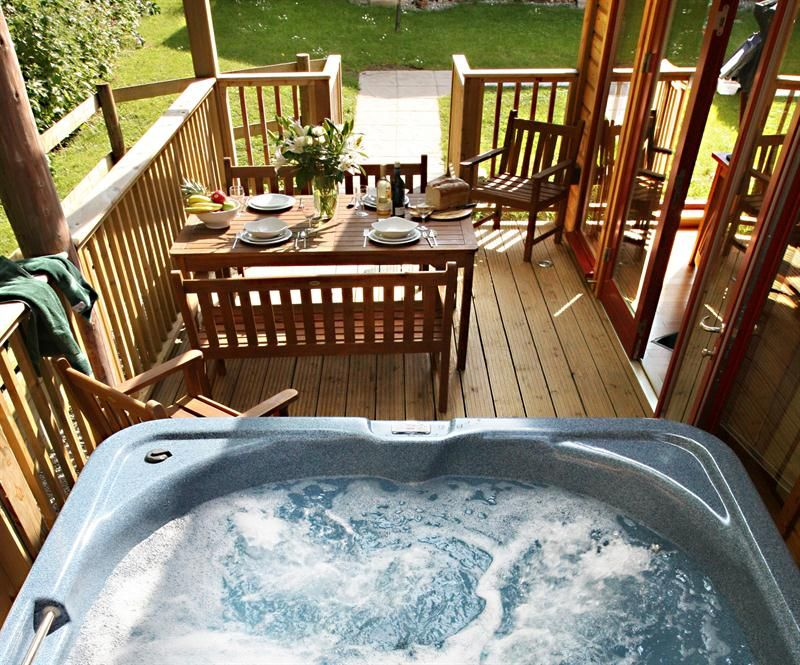 Luxury Holiday Cottages in Cornwall, Rosehill Lodges ...