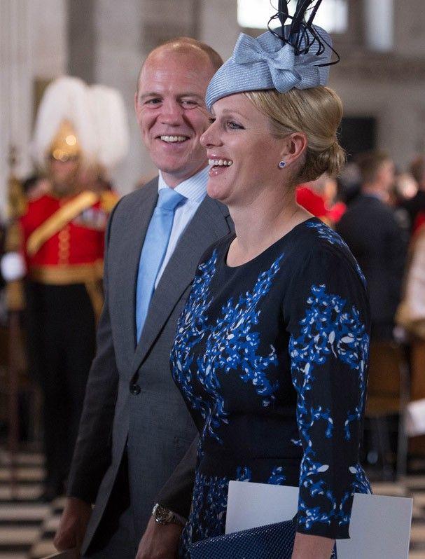 Família real se reúne para comemoração dos 90 anos da rainha Elizabeth