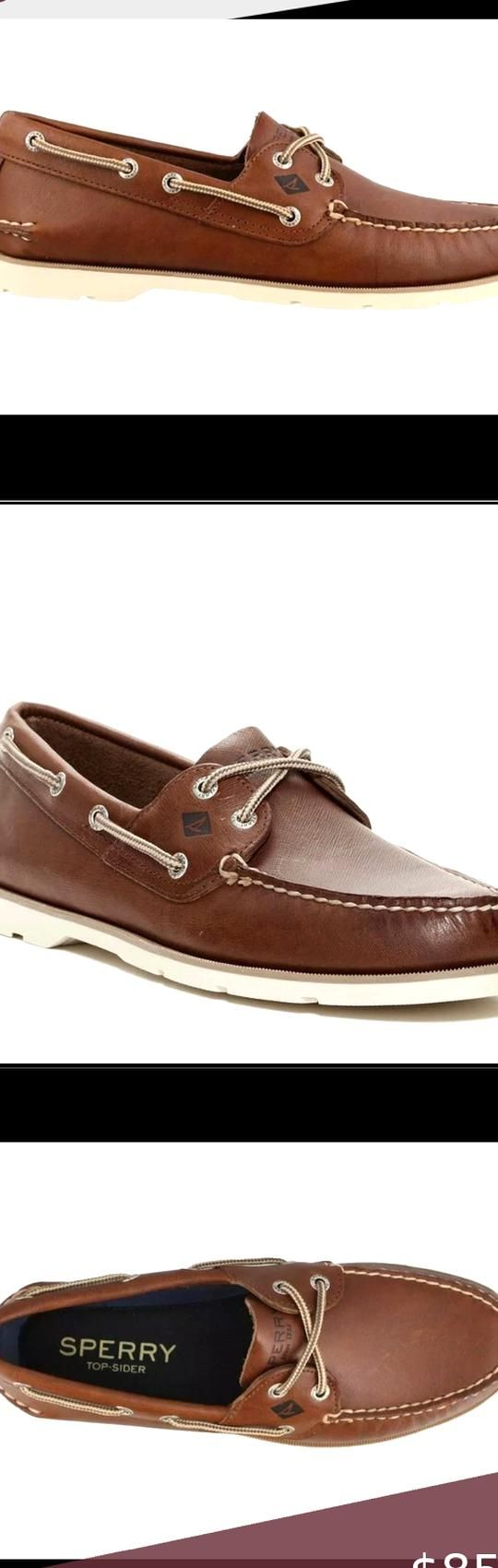 Sperry Mens Boat Shoe NWT Sperry
