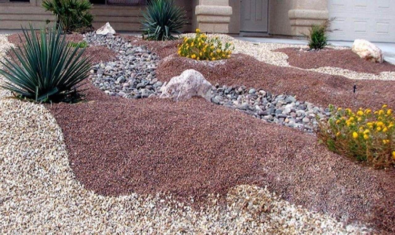 Diy Great Desert Landscaping Ideas 10 Landscaping With Rocks Desert Landscaping Backyard Landscaping Designs