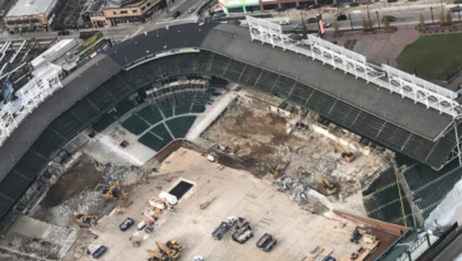 Image Result For Cubs Wrigley Field Renovation Wrigley Field Baseball Stadium Wrigley