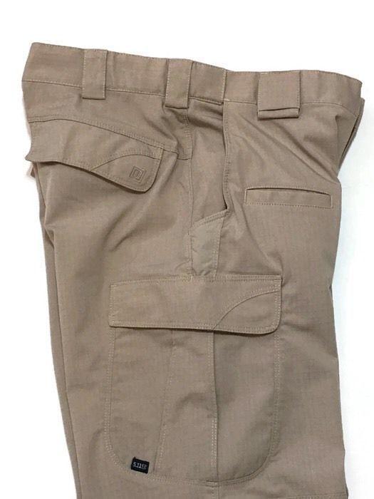 2e87aba647 5.11 Tactical Series Stryker Pants 30 Cargo Adjusting Waistband Flex-Tac  Khaki #511Tactical