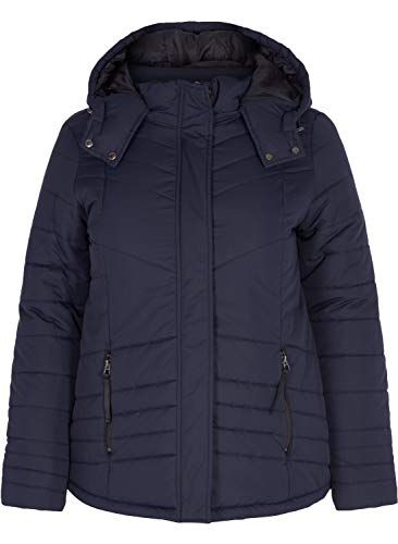 how to buy reasonably priced cheaper Zizzi Damen Winterjacke mit Kapuze Warm Winddicht Parka ...