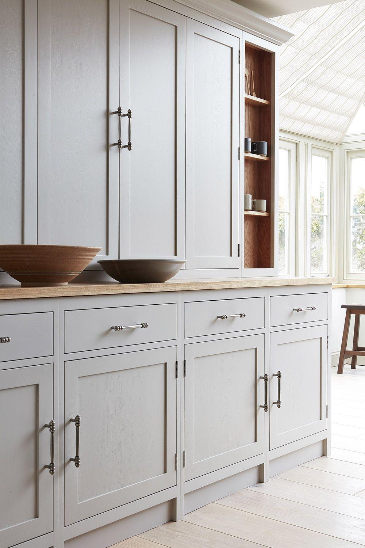 Naked Doors - bespoke doors for standard units | Kitchen | Pinterest ...