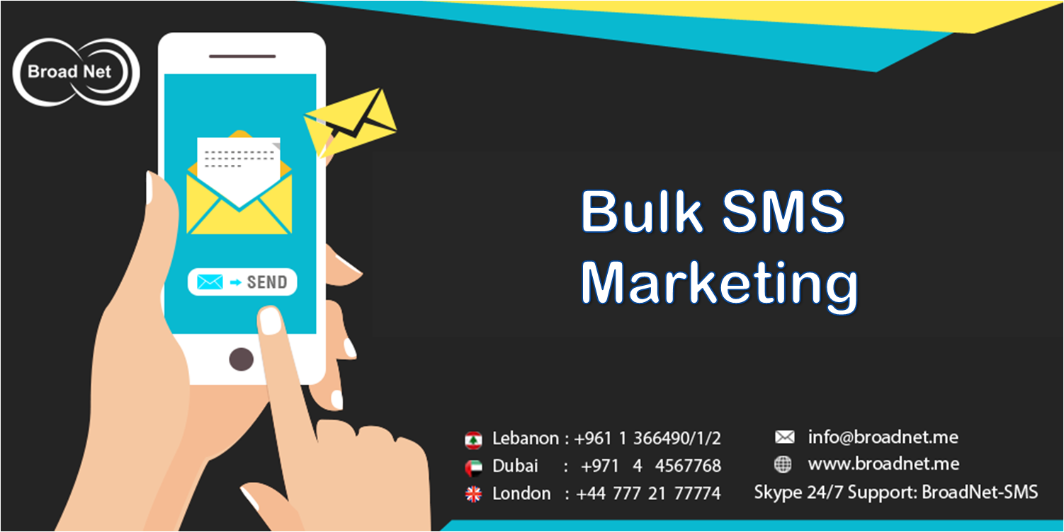 International Bulk SMS Messaging Service Provider | SMS Marketing