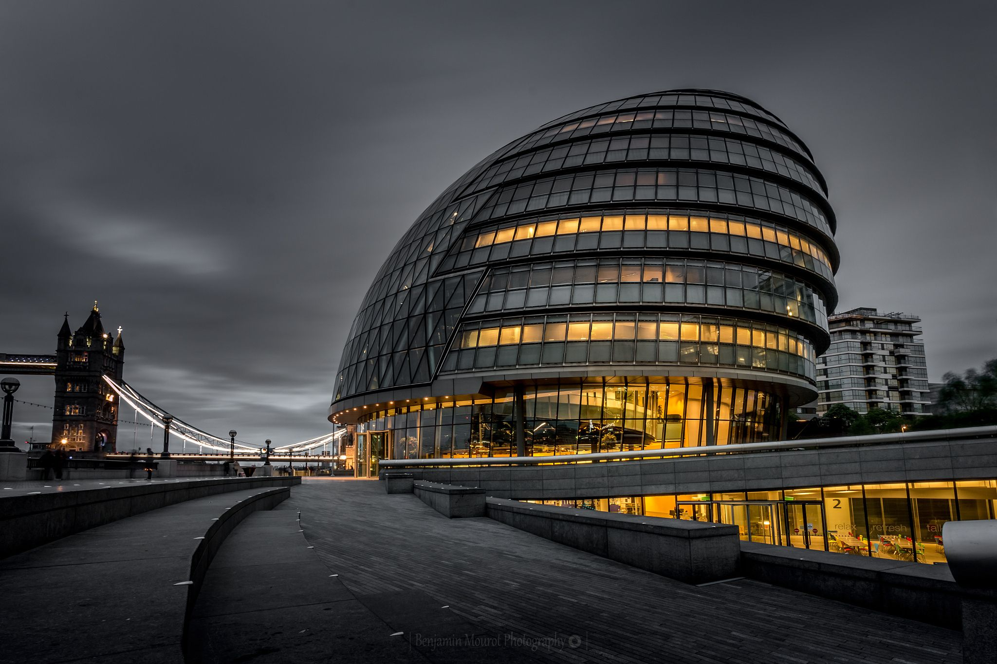 Photograph City Hall by Benjamin MOUROT on 500px