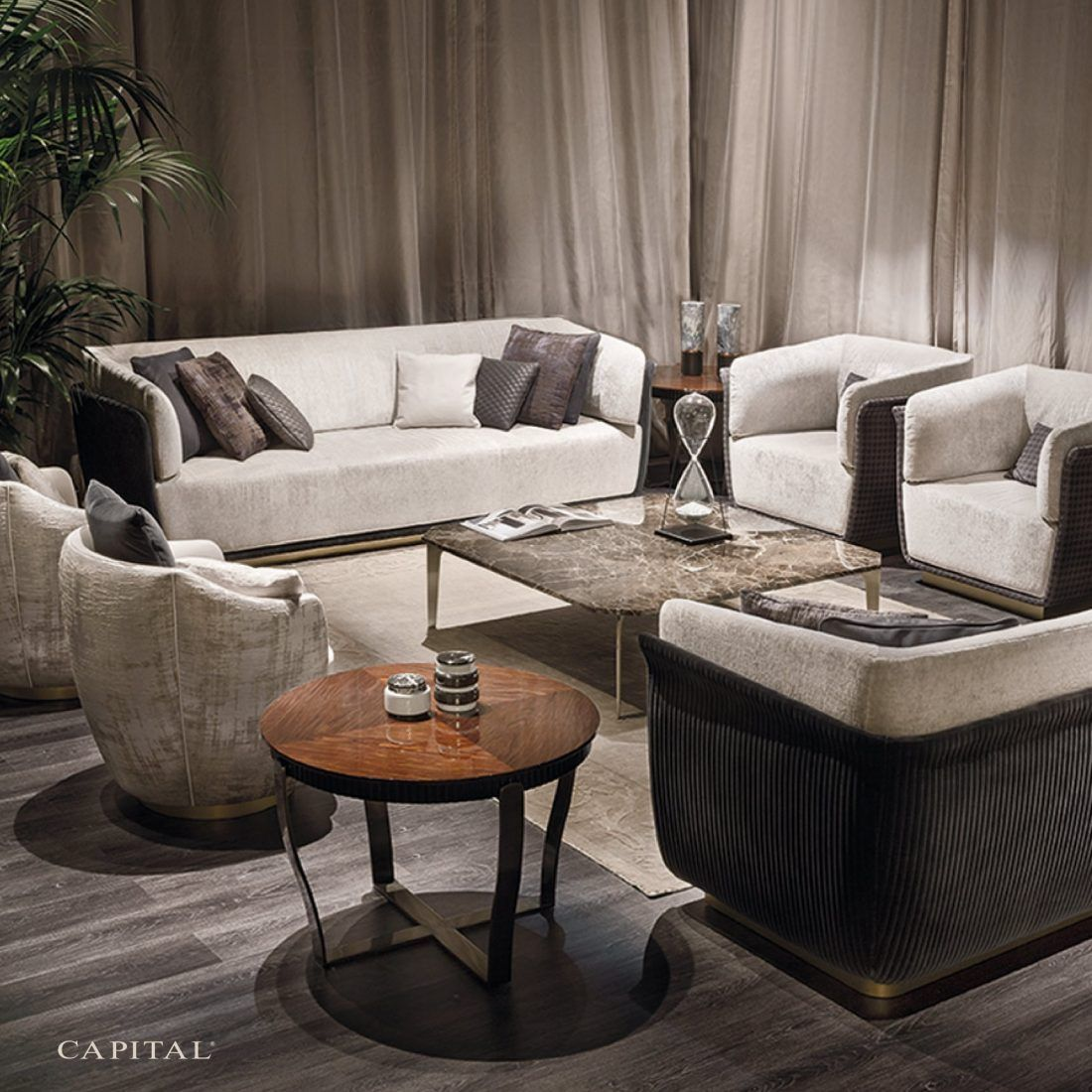 CAPITAL COLLECTION: Soft and elegance presence by ...