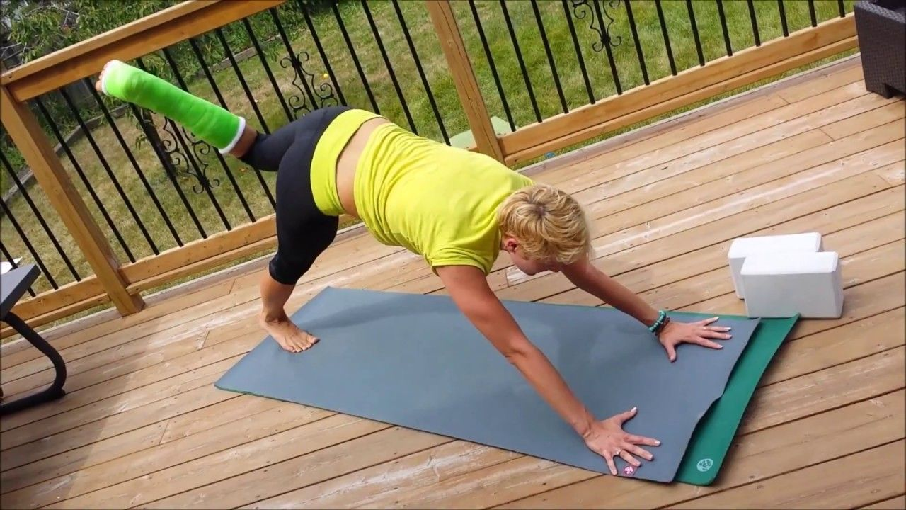 37++ Yoga with broken ankle trends