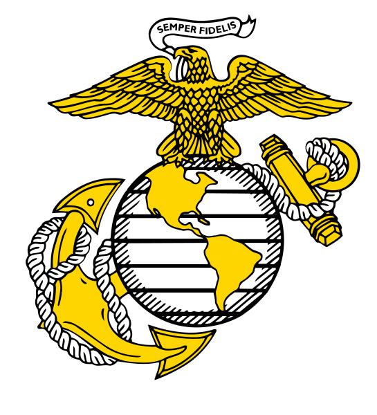 United States Marine Corps Eagle Globe And Anchor Marine Corps Emblem Marine Corps Art Marine Corps